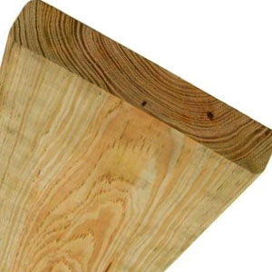 Treated Decking, Boards - Superior