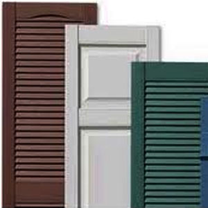 Trim Blocks, Shutters, Exhaust V - Superior